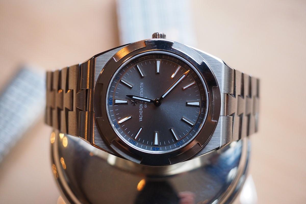 Vacheron Constantin Overseas Ultra-Thin side dial