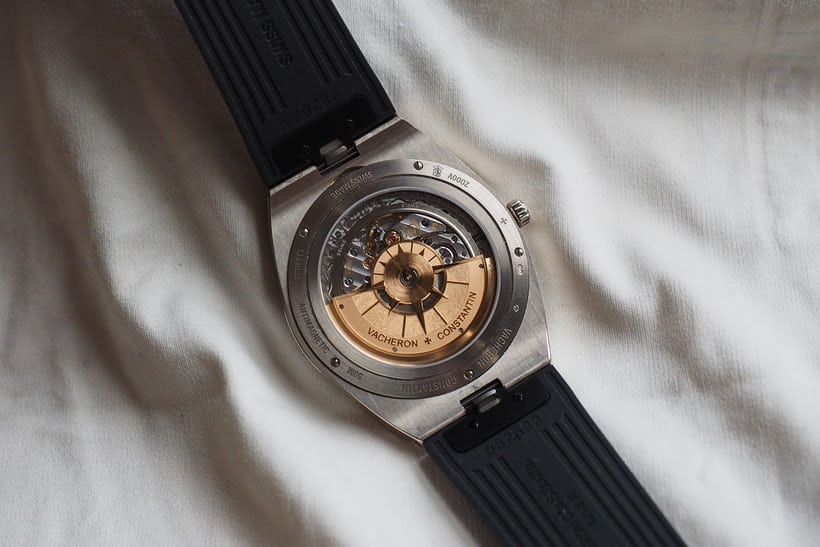 Vacheron Constantin Overseas Ultra-Thin movement