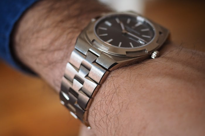 Vacheron Constantin Overseas Ultra-Thin wrist bracelet