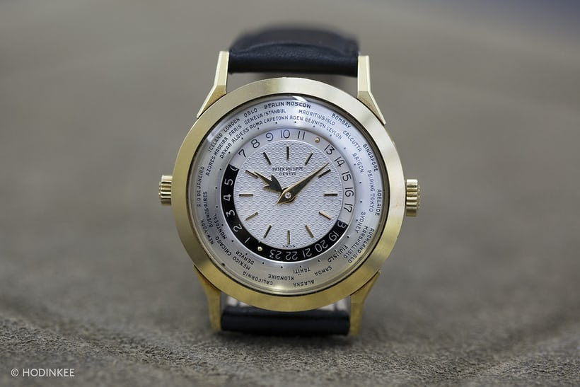Christies Geneva Patek Philippe Reference 2523