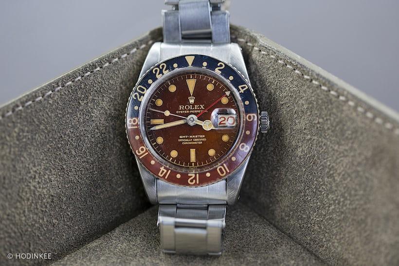 Christie's Geneva Rolex GMT-Master 6542