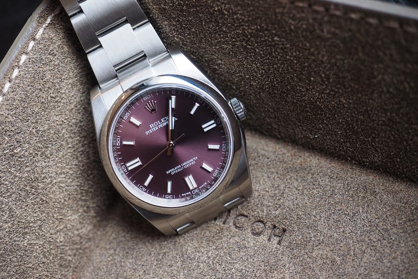 Rolex Oyster 36