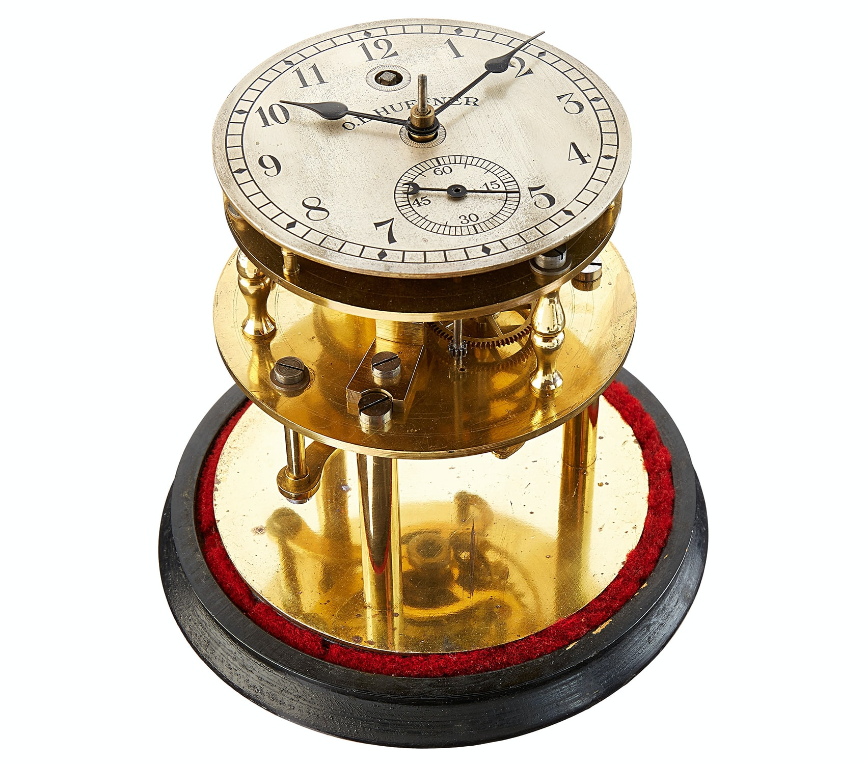 Found: A Captivating Collection Of Escapement Models At Heritage Auction's May 26th Sale Found: A Captivating Collection Of Escapement Models At Heritage Auction's May 26th Sale v2