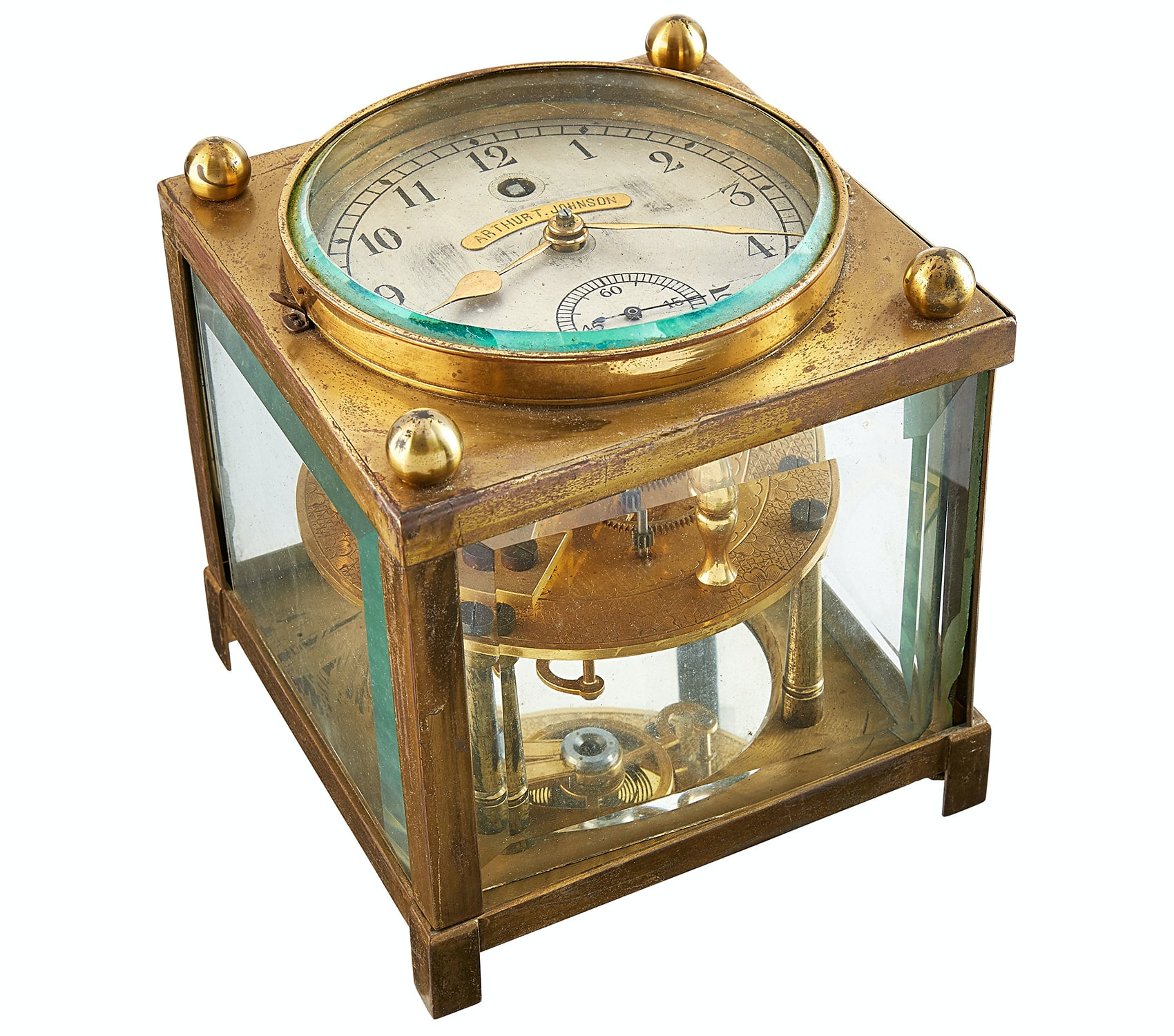 Found: A Captivating Collection Of Escapement Models At Heritage Auction's May 26th Sale Found: A Captivating Collection Of Escapement Models At Heritage Auction's May 26th Sale 222222
