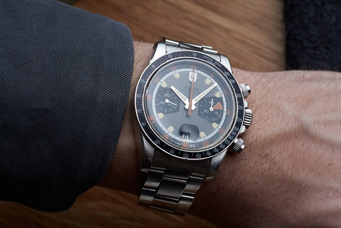 "Tudor ""Home Plate"" Reference 7031"