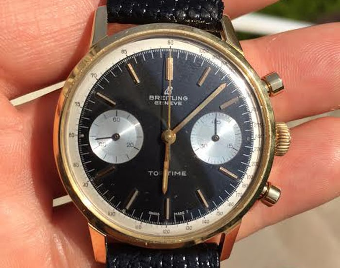 Breitling Top Time Reference 2004