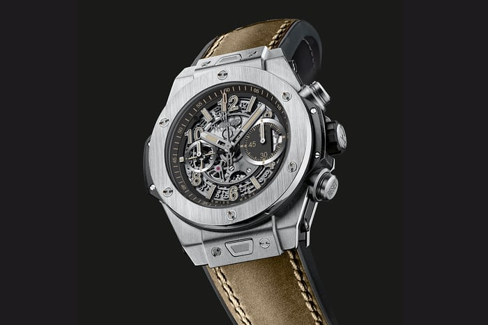 Hublot UINCO Start Stop Reset Phillips