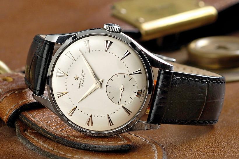 Zenith Chronomètre With Legendary Caliber 135