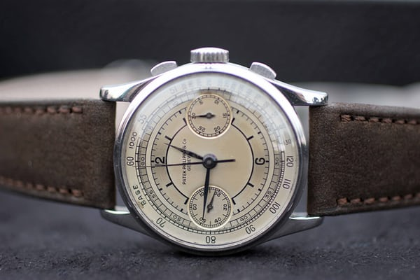 Lot 30 - Patek Philippe 130; Sold for CHF725,000