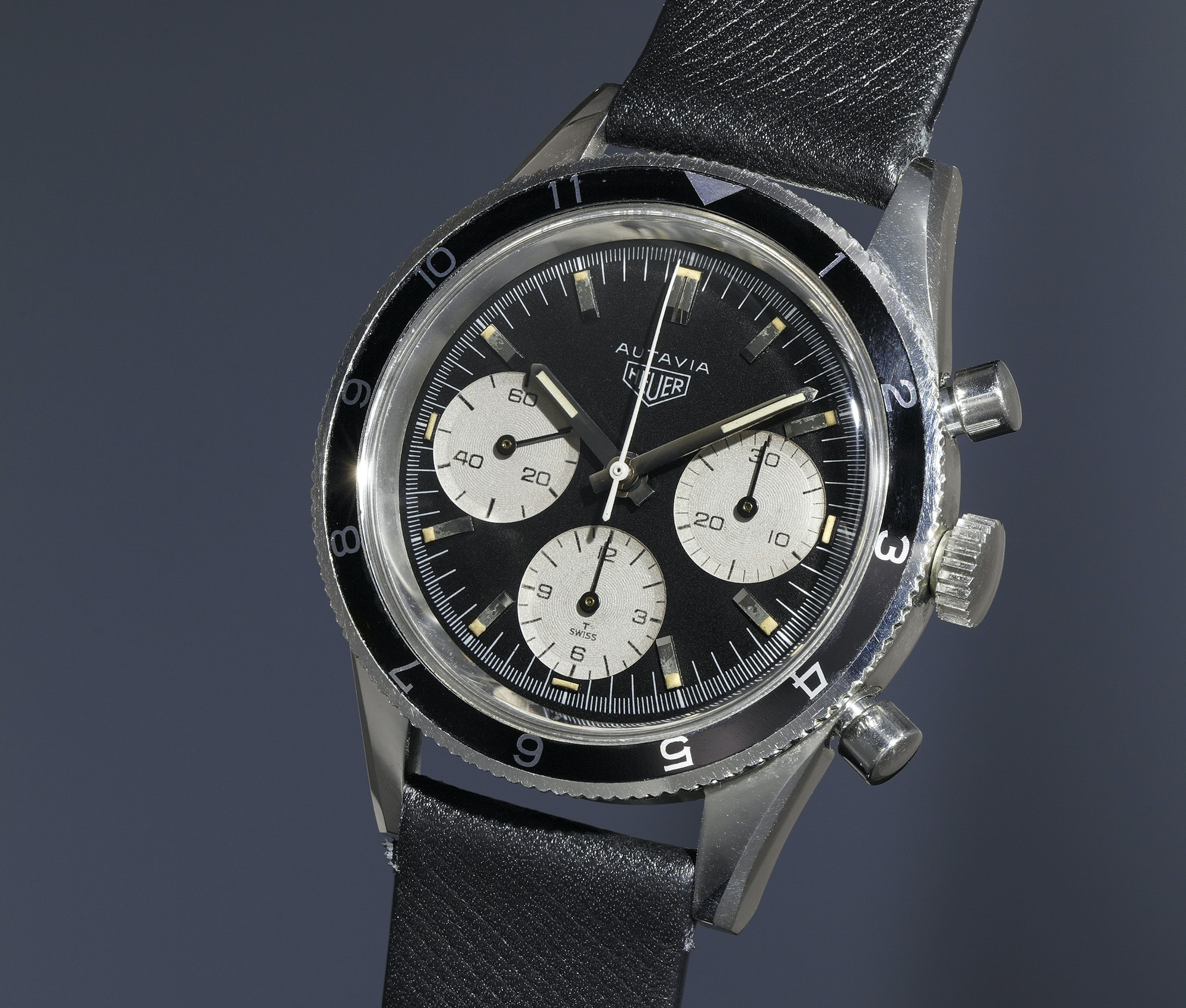 Four Heuers Sold For A Total Of $461,333 Over The Weekend At Sotheby's And Phillips Four Heuers Sold For A Total Of $461,333 Over The Weekend At Sotheby's And Phillips 2