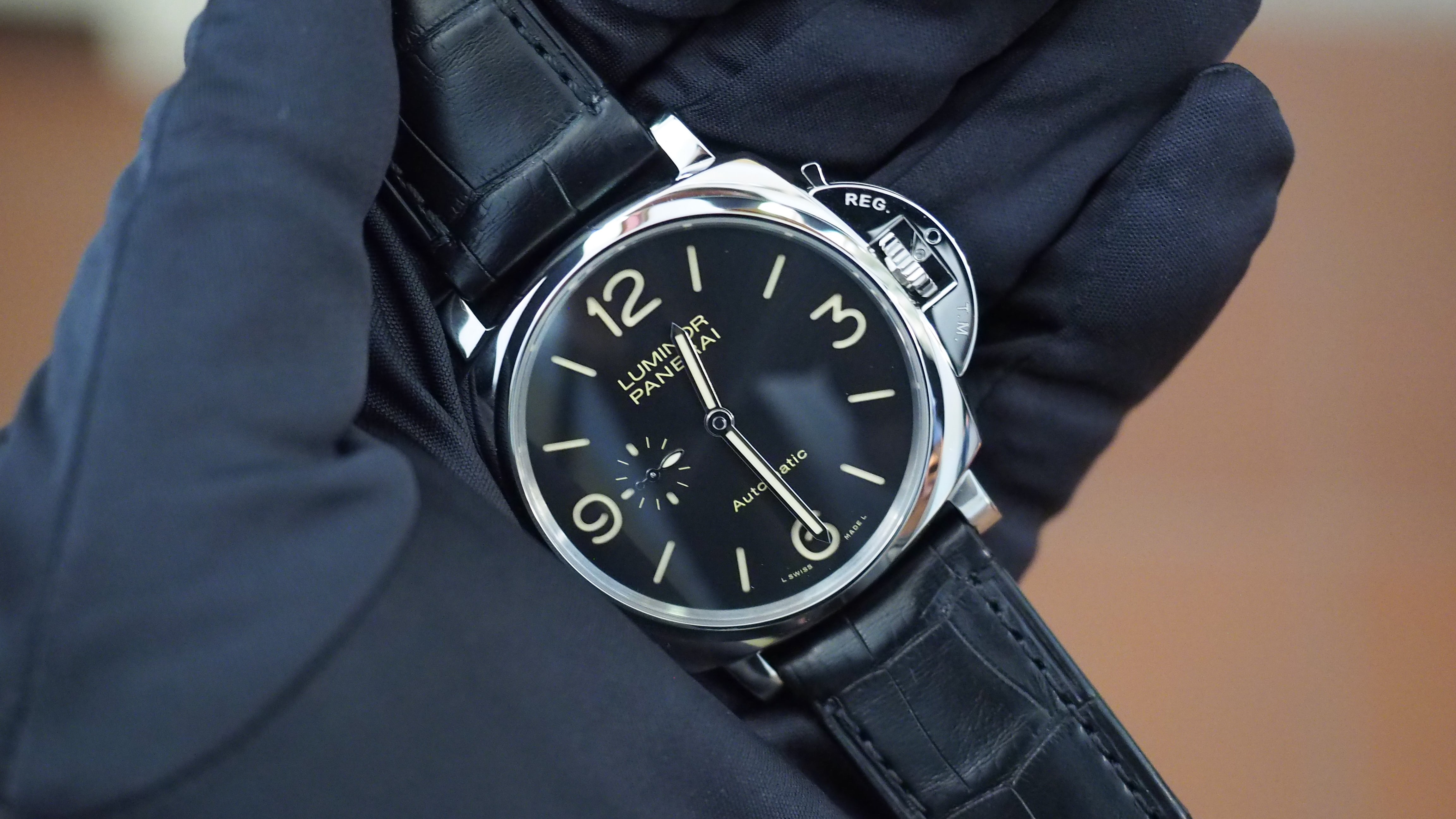 introducing the new panerai luminor due watches officially
