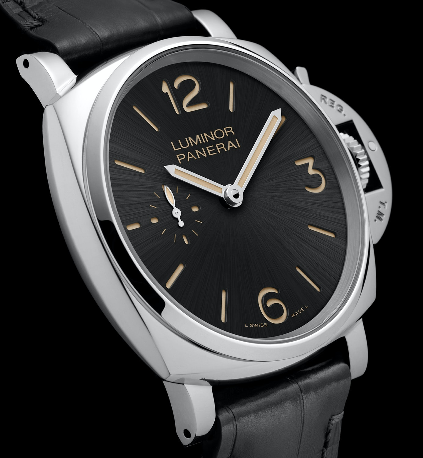 Introducing: The New Panerai Luminor 'Due,' Watches Officially Debuted At The 'Dive Into Time' Exhibition In Florence (Live Pics, Pricing & Availability) Introducing: The New Panerai Luminor 'Due,' Watches Officially Debuted At The 'Dive Into Time' Exhibition In Florence (Live Pics, Pricing & Availability) 1111111