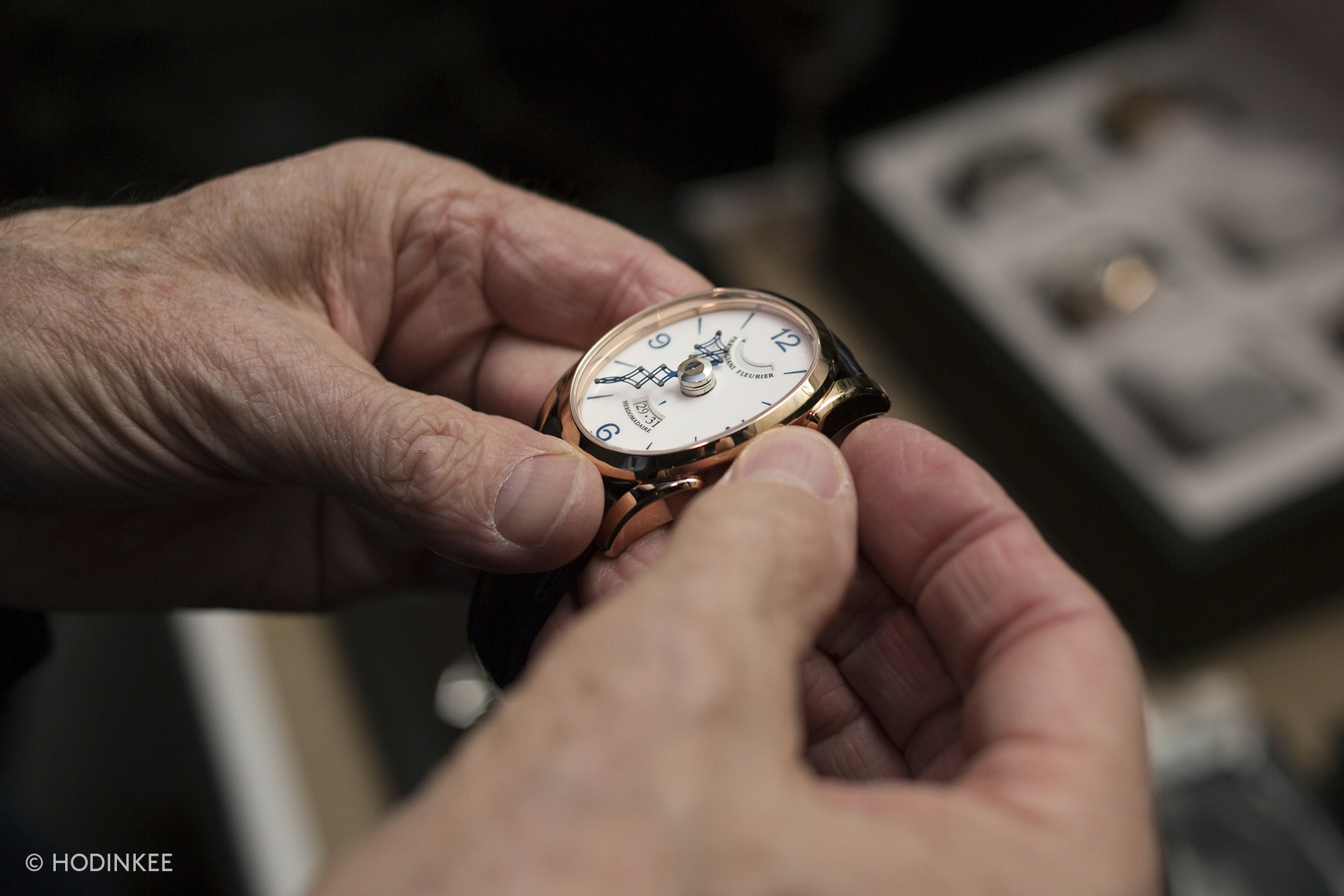 Photo Report: A Collectors' Dinner With Parmigiani Fleurier Photo Report: A Collectors' Dinner With Parmigiani Fleurier 20010675 copy