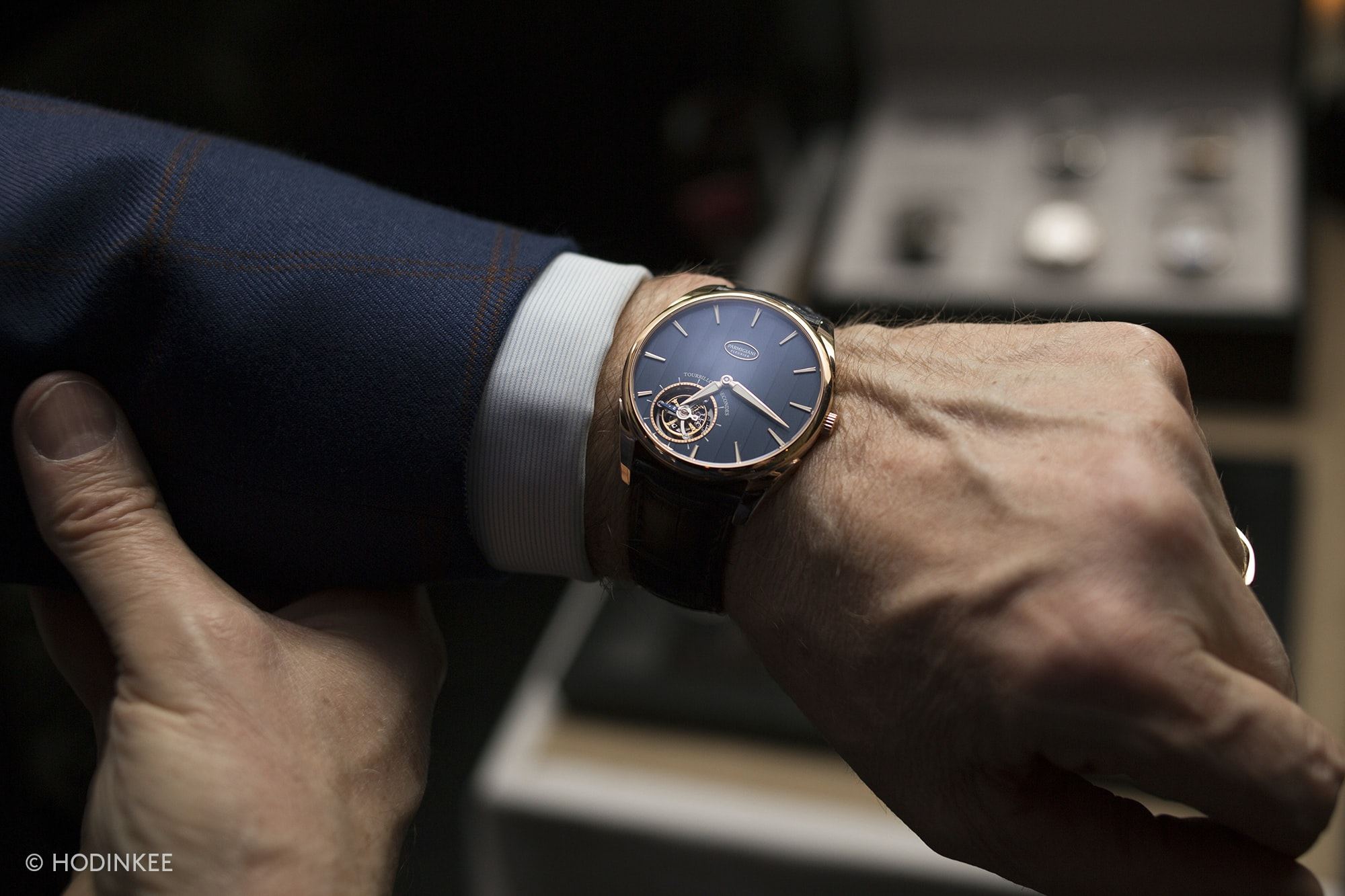 Photo Report: A Collectors' Dinner With Parmigiani Fleurier Photo Report: A Collectors' Dinner With Parmigiani Fleurier 20010669 copy
