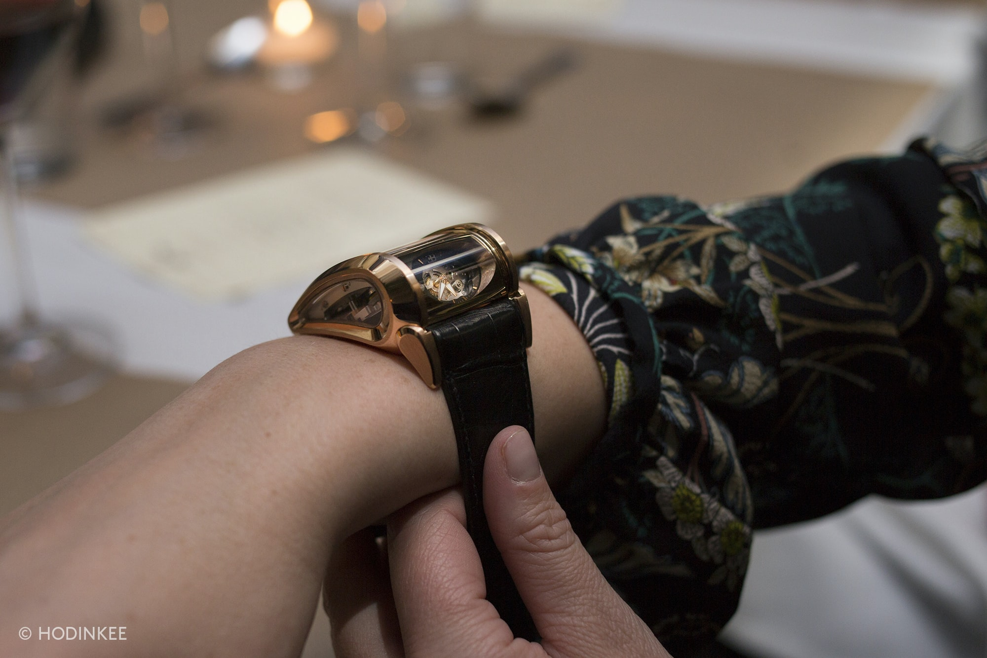 Photo Report: A Collectors' Dinner With Parmigiani Fleurier Photo Report: A Collectors' Dinner With Parmigiani Fleurier 20010766 copy