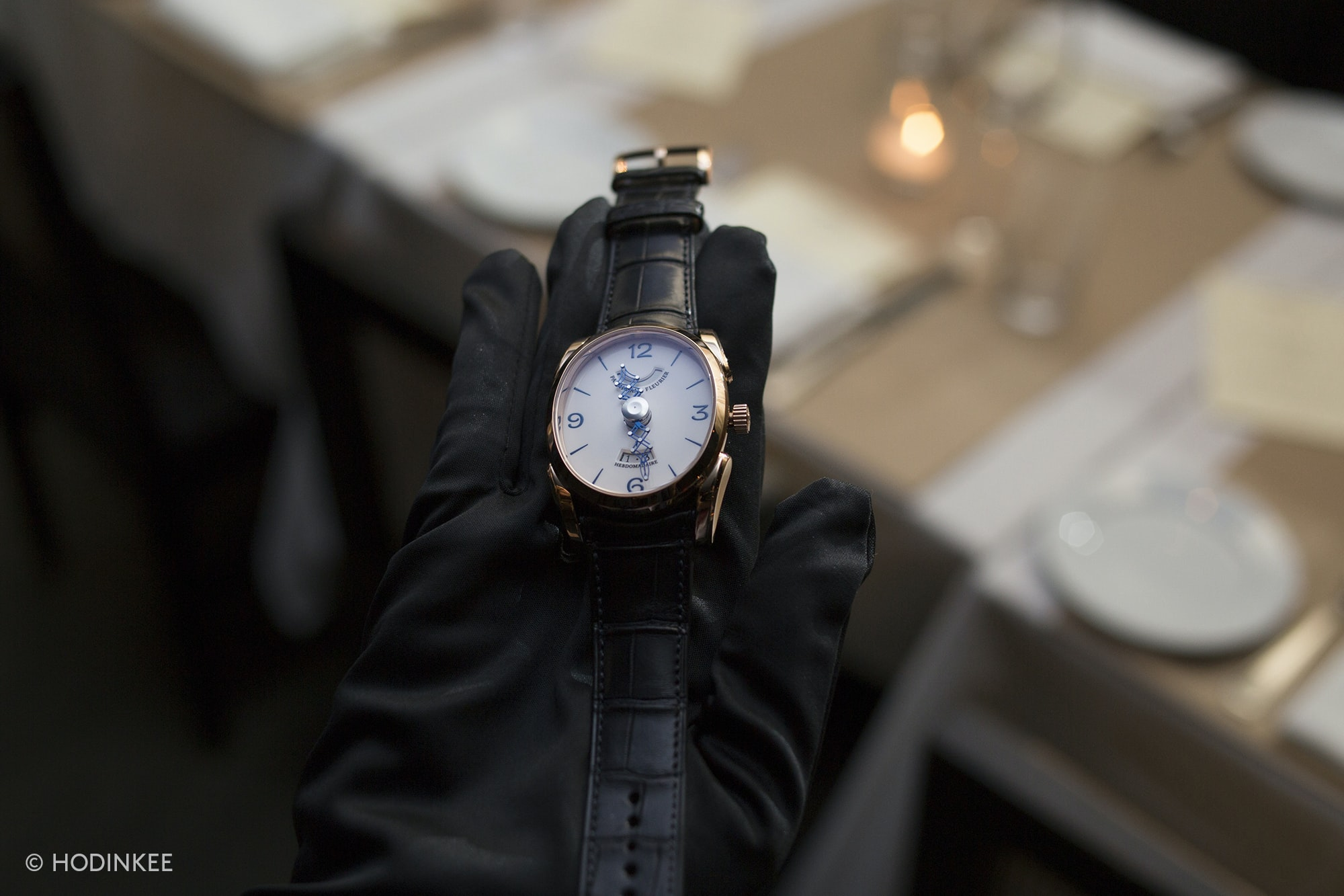 Photo Report: A Collectors' Dinner With Parmigiani Fleurier Photo Report: A Collectors' Dinner With Parmigiani Fleurier 20010701 copy