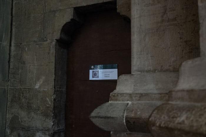 Duomo Florence Clock chamber door