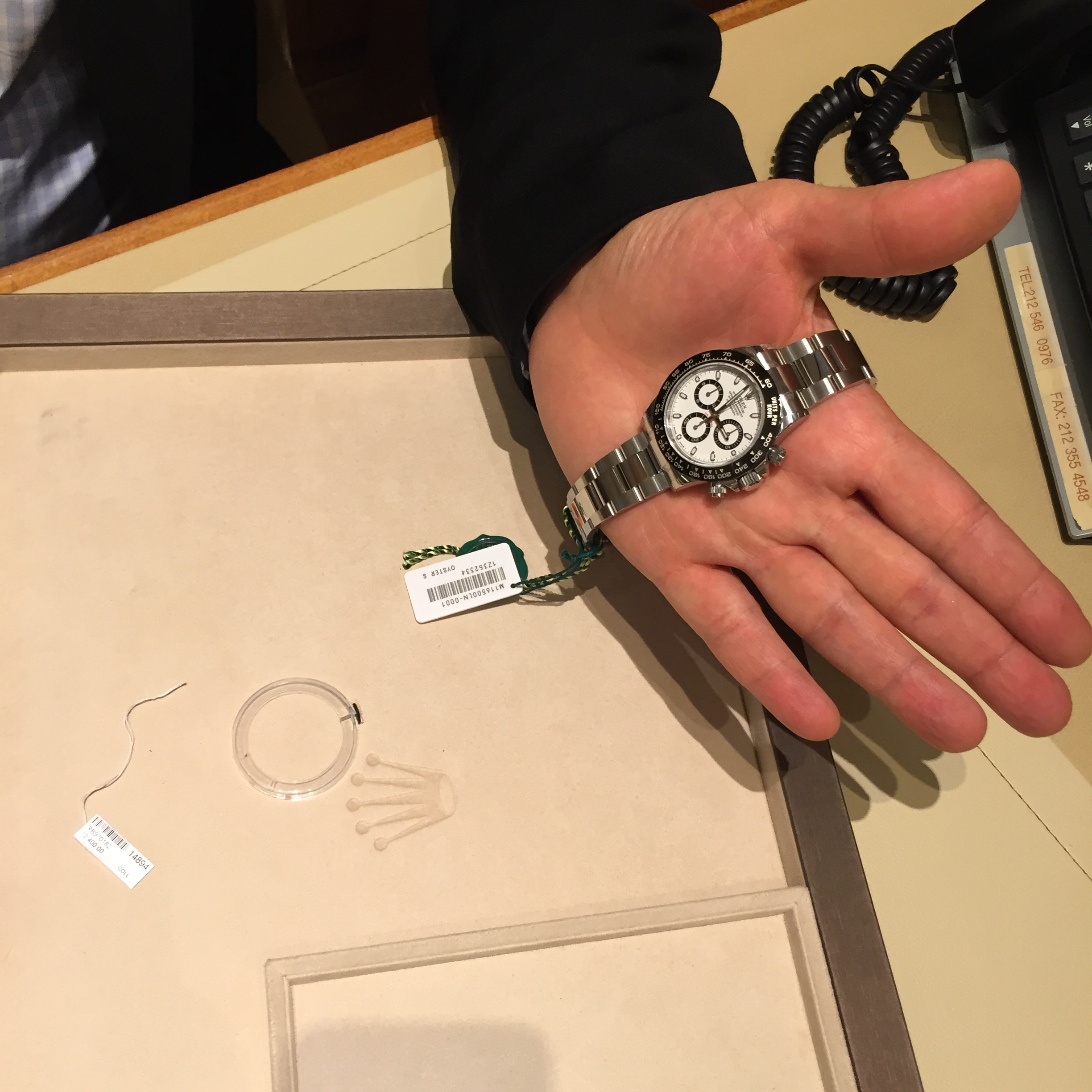 In Conversation: John Mayer And Ben Clymer Discuss The New Rolex Daytona As Early Owners In Conversation: John Mayer And Ben Clymer Discuss The New Rolex Daytona As Early Owners IMG 5426