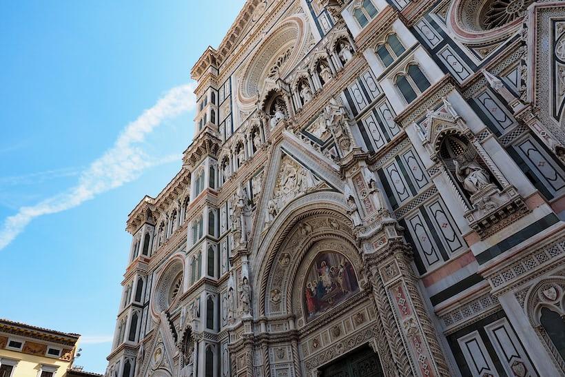 Duomo Florence façade