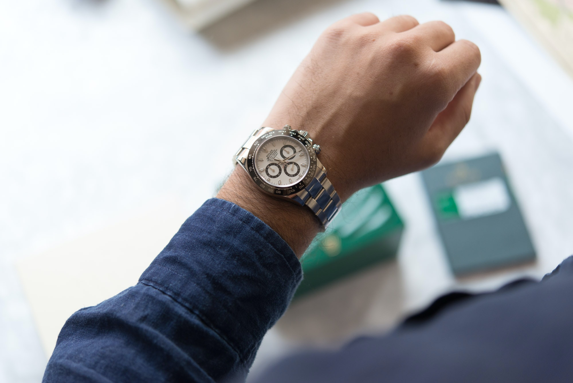In Conversation: John Mayer And Ben Clymer Discuss The New Rolex Daytona As Early Owners In Conversation: John Mayer And Ben Clymer Discuss The New Rolex Daytona As Early Owners JohnMayerNewDaytona 18