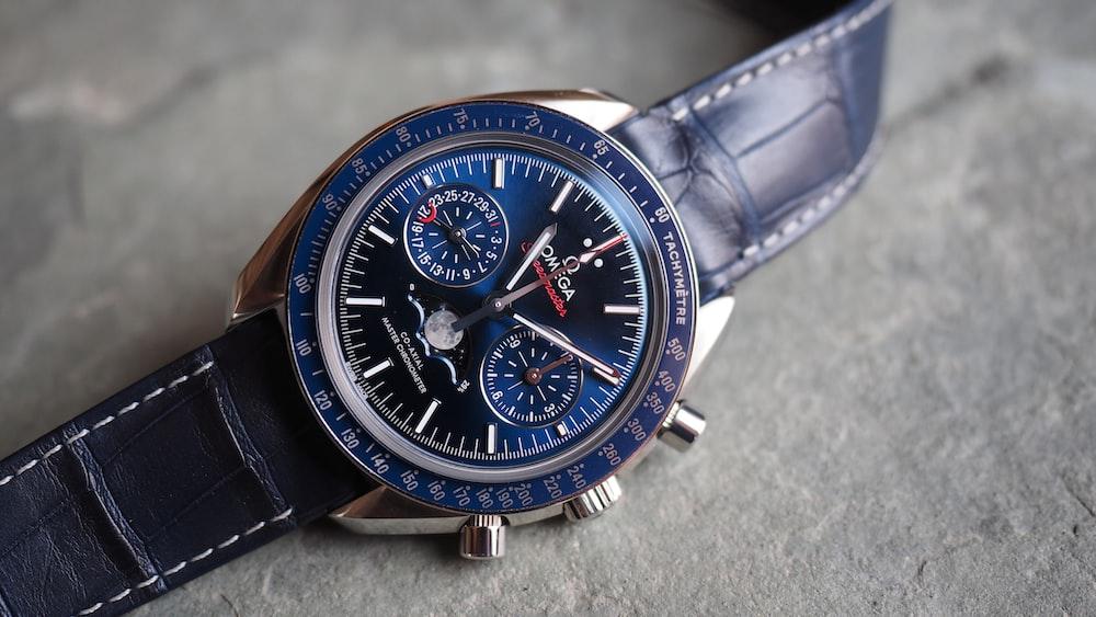 e87fa0aa2 In-Depth: The Omega Speedmaster Moonphase Master Chronometer Chronograph -  HODINKEE
