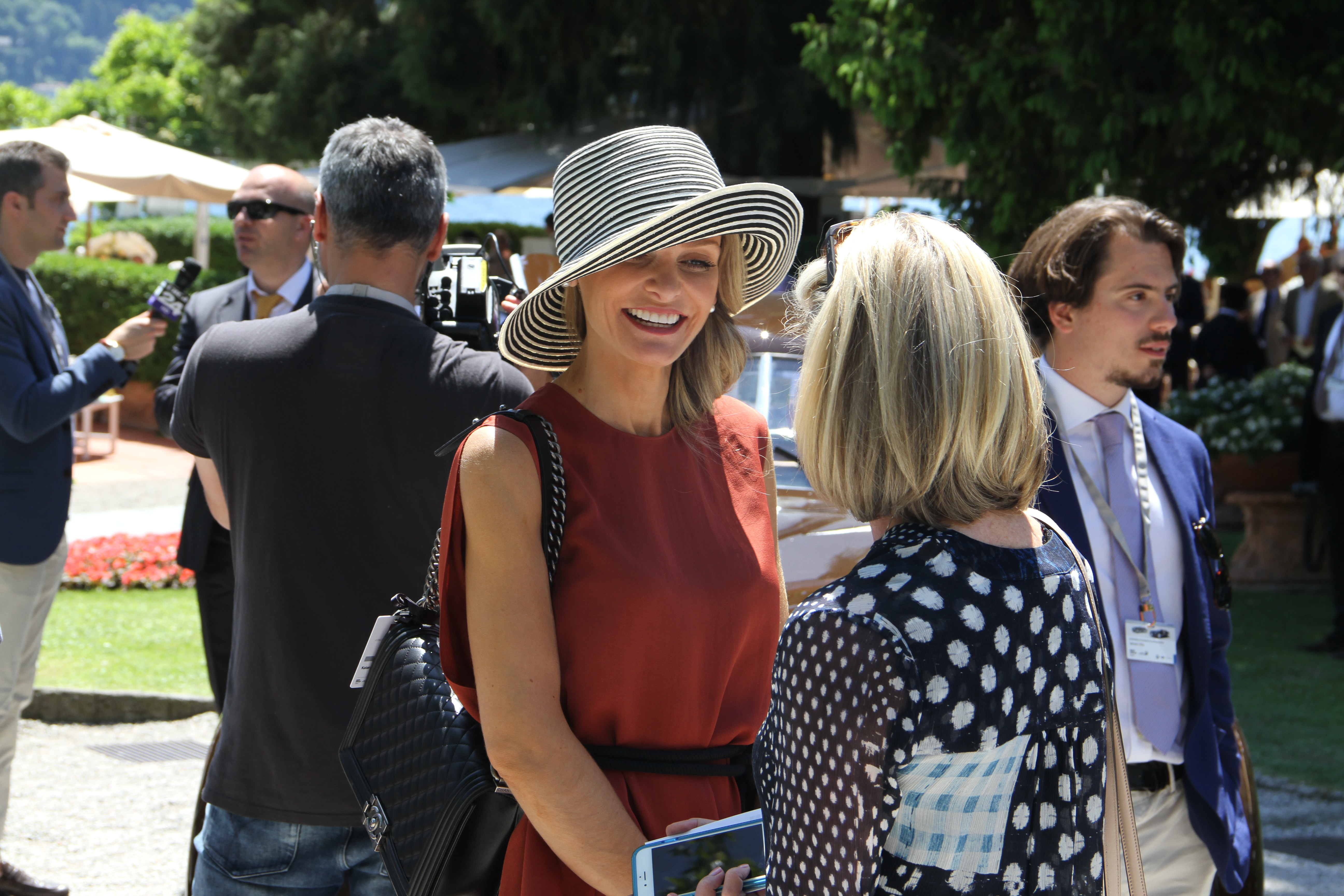 Photo Report: Watch And Car Spotting At The 2016 Concorso d'Eleganza Villa d'Este With A. Lange & Söhne Photo Report: Watch And Car Spotting At The 2016 Concorso d'Eleganza Villa d'Este With A. Lange & Söhne IMG 5199