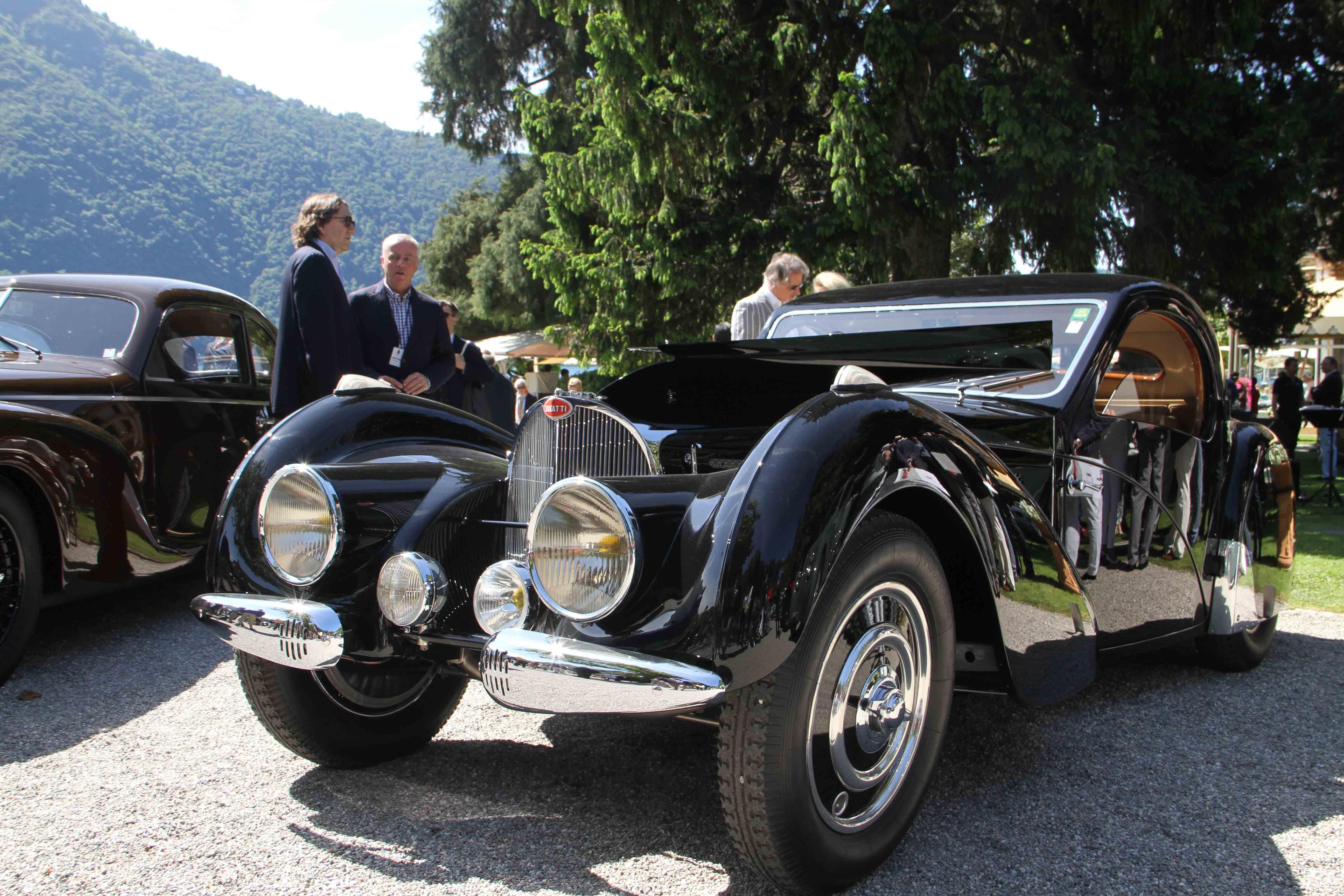 Bugatti 57 SC Atalante, 1937. Photo Report: Watch And Car Spotting At The 2016 Concorso d'Eleganza Villa d'Este With A. Lange & Söhne Photo Report: Watch And Car Spotting At The 2016 Concorso d'Eleganza Villa d'Este With A. Lange & Söhne IMG 5169