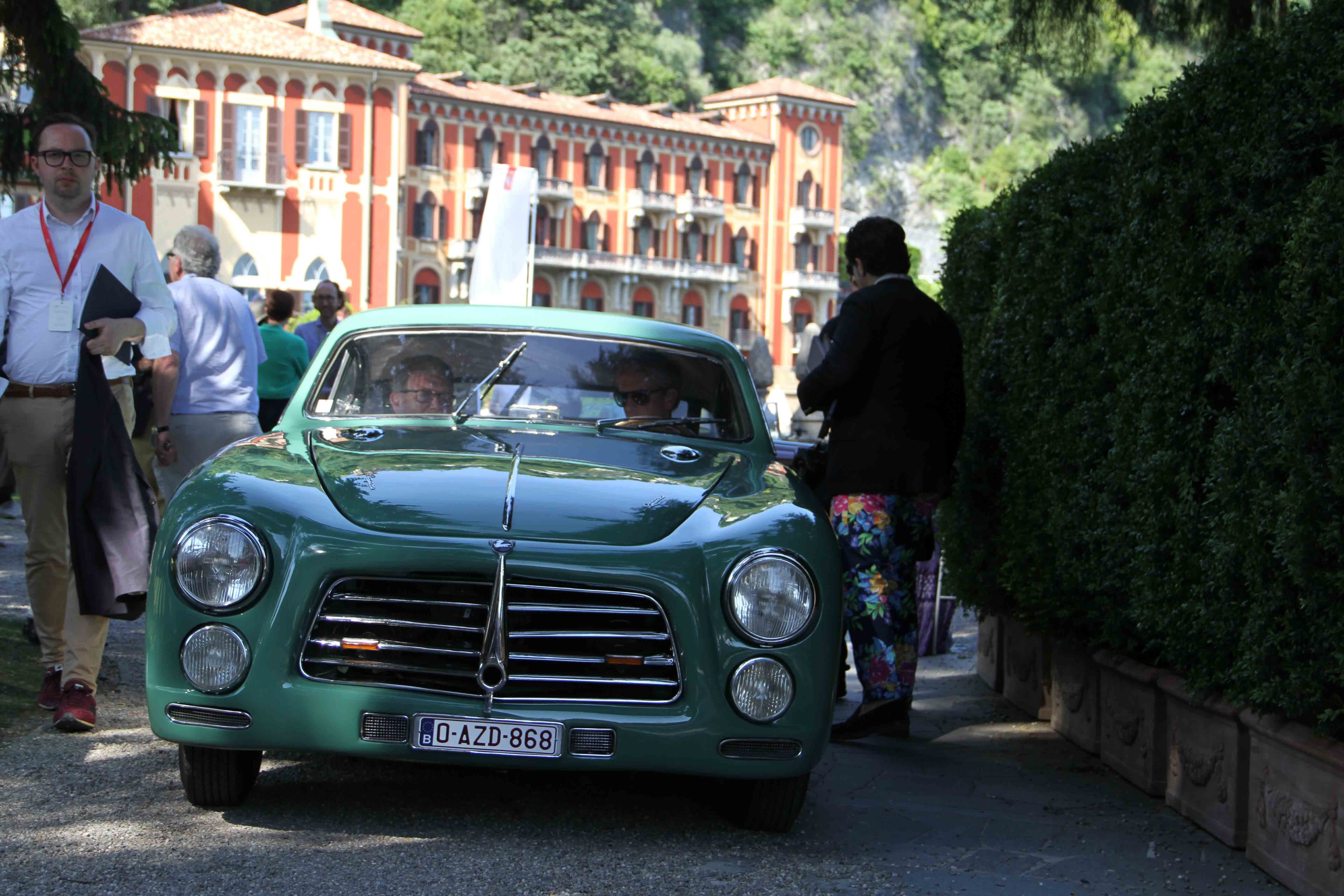Pegaso Z-102, 1951. Photo Report: Watch And Car Spotting At The 2016 Concorso d'Eleganza Villa d'Este With A. Lange & Söhne Photo Report: Watch And Car Spotting At The 2016 Concorso d'Eleganza Villa d'Este With A. Lange & Söhne IMG 5556