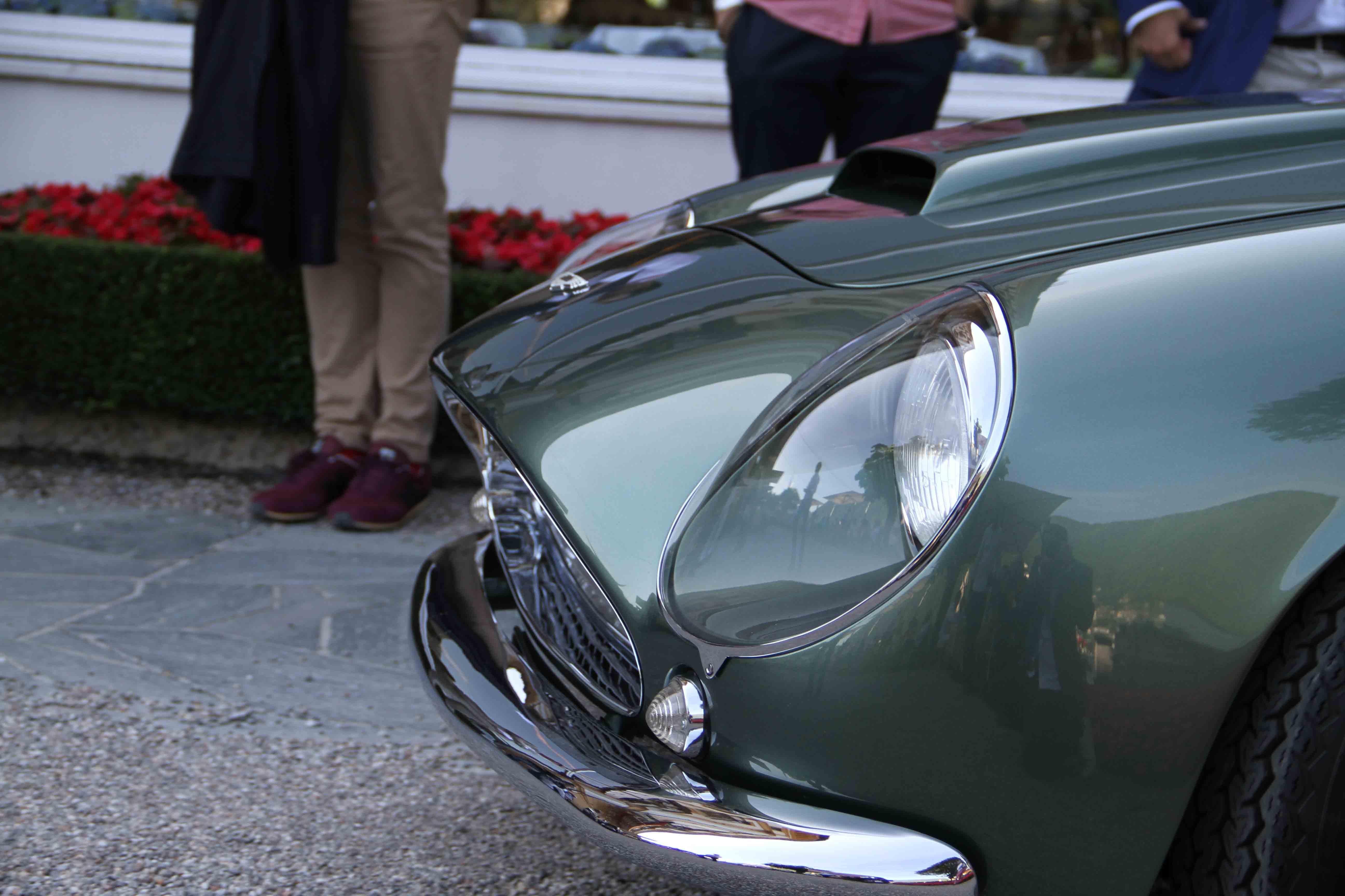Aston Martin DB4 GT Zagato, 1961. Photo Report: Watch And Car Spotting At The 2016 Concorso d'Eleganza Villa d'Este With A. Lange & Söhne Photo Report: Watch And Car Spotting At The 2016 Concorso d'Eleganza Villa d'Este With A. Lange & Söhne IMG 5605