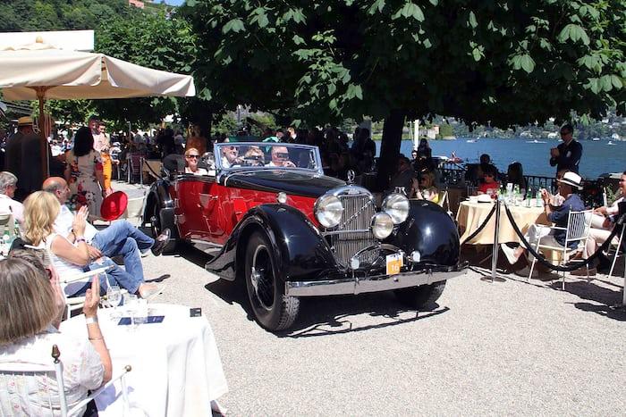 Austro Daimler ADR 6 Bergmeister, 1932.