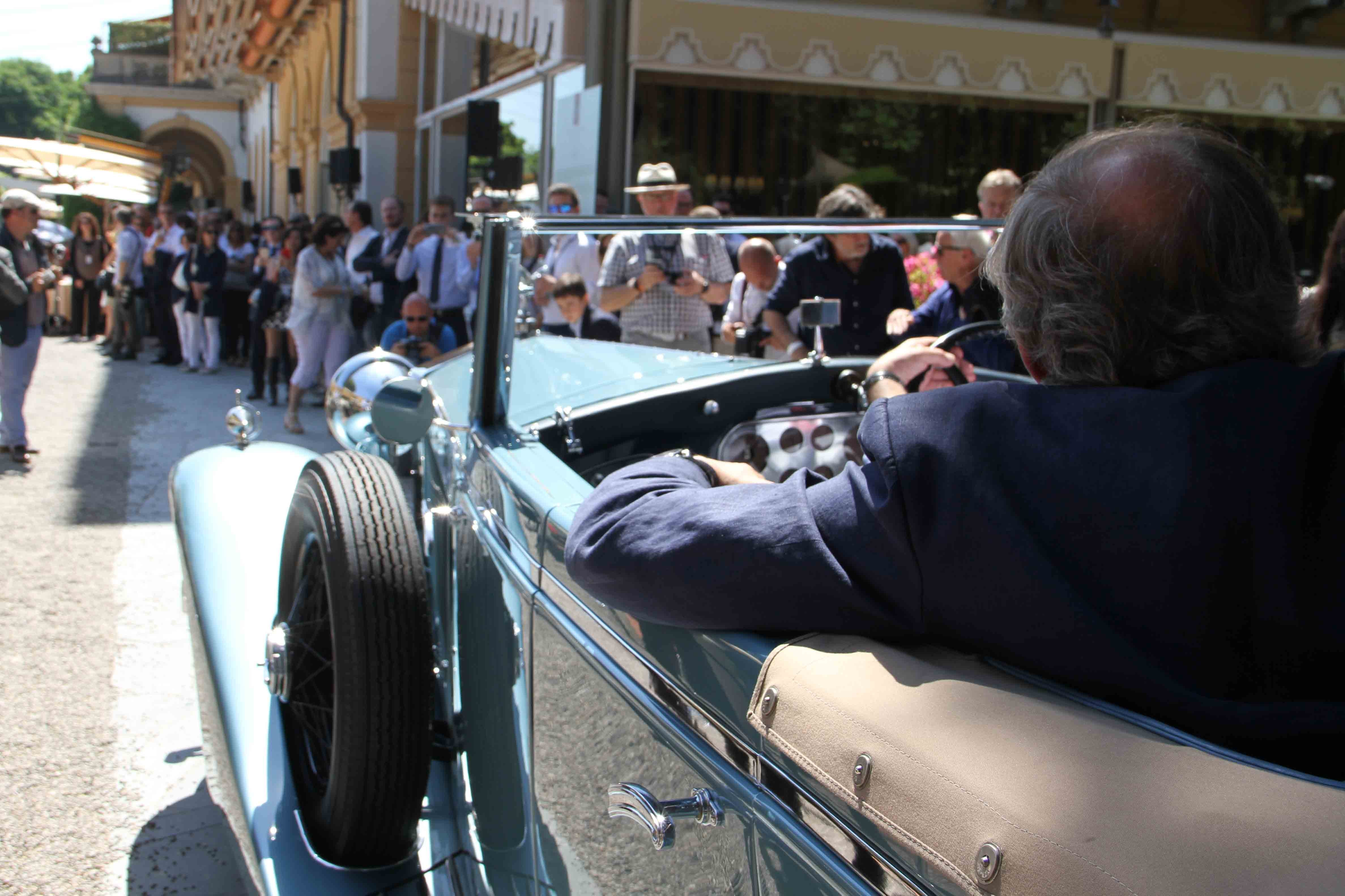 Rolls-Royce Phantom II Continental, 1934.  Photo Report: Watch And Car Spotting At The 2016 Concorso d'Eleganza Villa d'Este With A. Lange & Söhne Photo Report: Watch And Car Spotting At The 2016 Concorso d'Eleganza Villa d'Este With A. Lange & Söhne IMG 5425