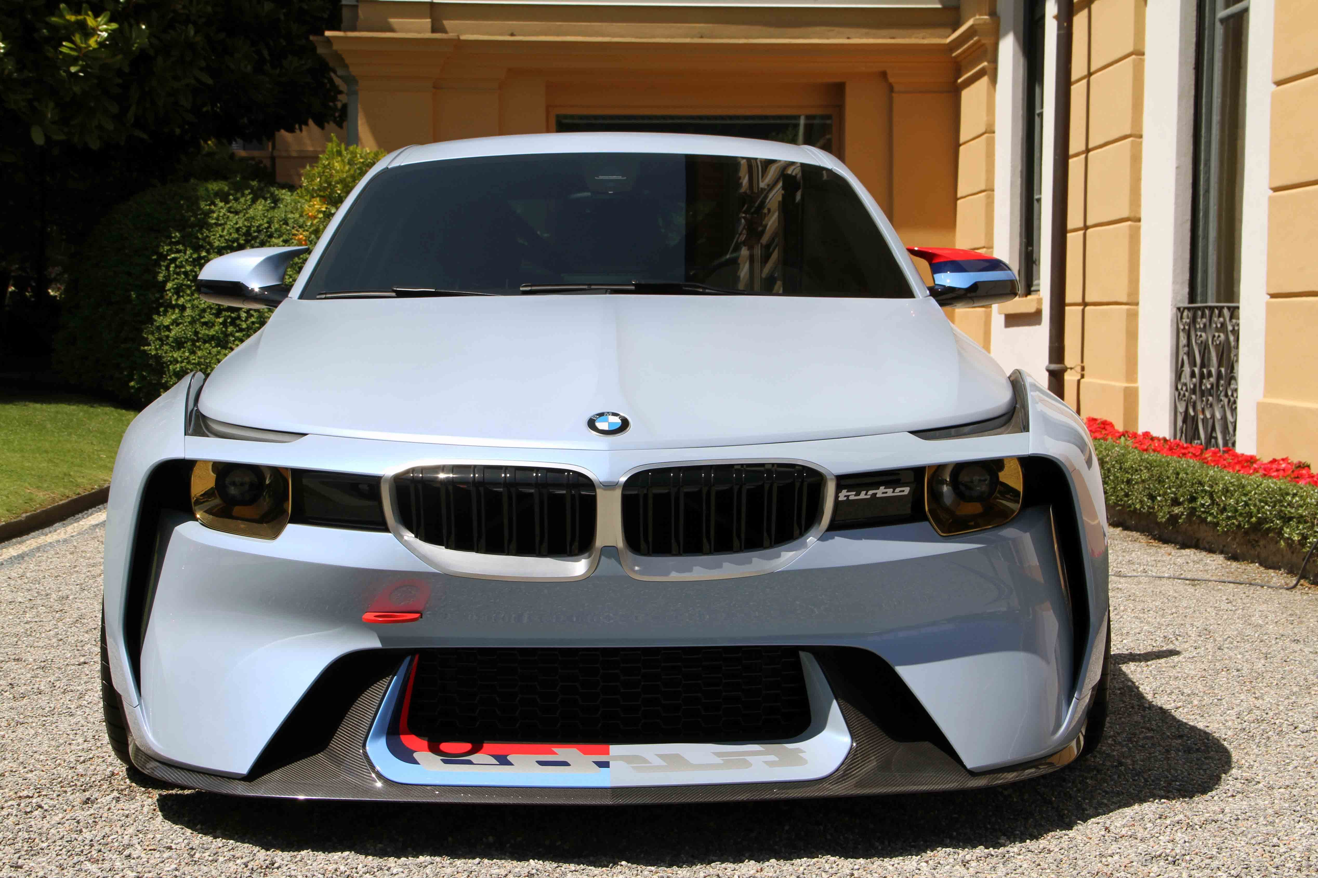 BMW 2002 Hommage Concept. Photo Report: Watch And Car Spotting At The 2016 Concorso d'Eleganza Villa d'Este With A. Lange & Söhne Photo Report: Watch And Car Spotting At The 2016 Concorso d'Eleganza Villa d'Este With A. Lange & Söhne BMW