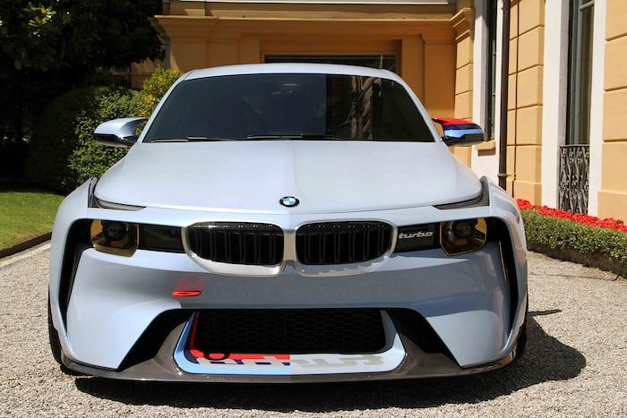 BMW 2002 Hommage Concept.