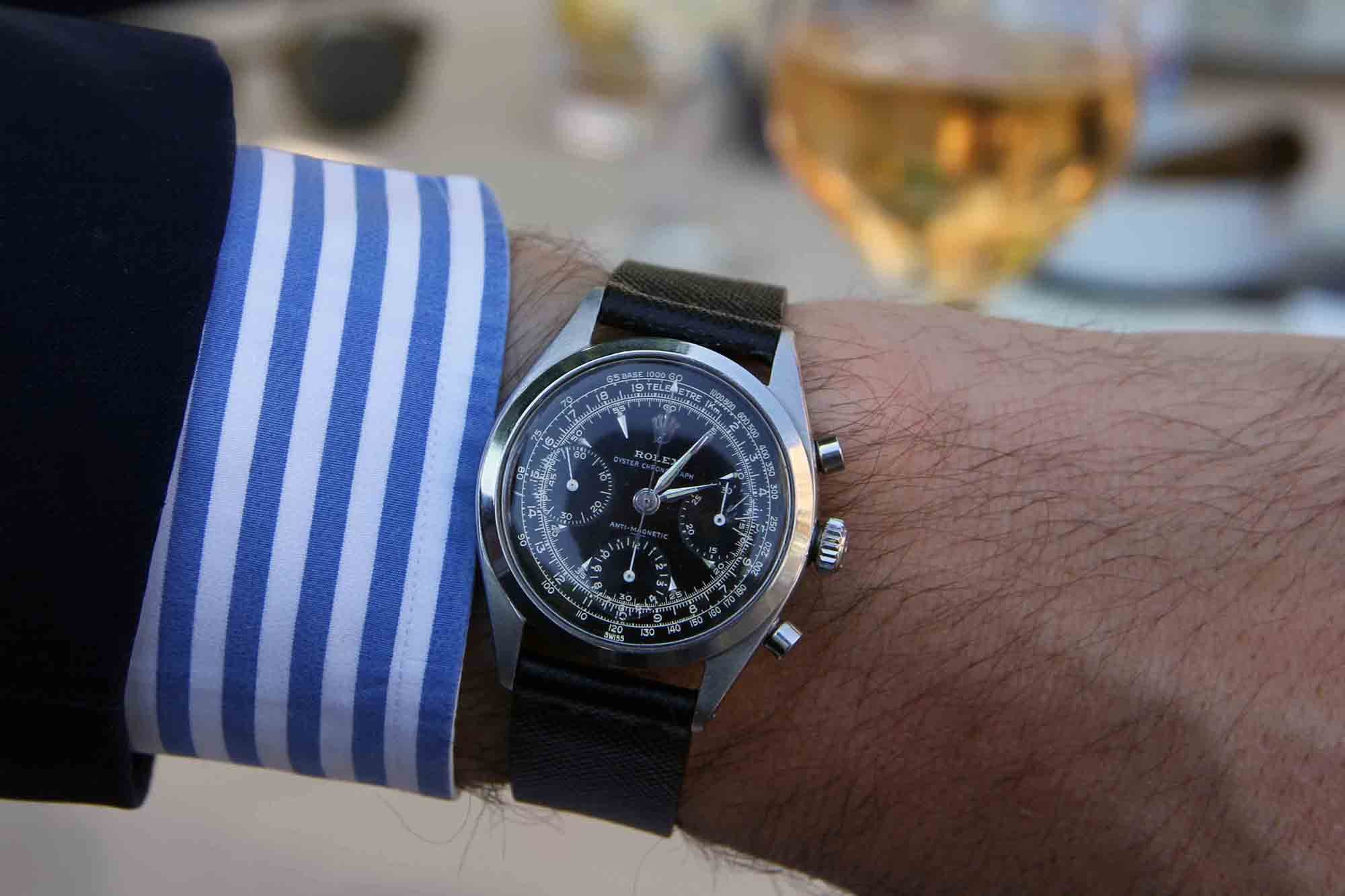 1960s Rolex reference 6234  Photo Report: Watch And Car Spotting At The 2016 Concorso d'Eleganza Villa d'Este With A. Lange & Söhne Photo Report: Watch And Car Spotting At The 2016 Concorso d'Eleganza Villa d'Este With A. Lange & Söhne 6