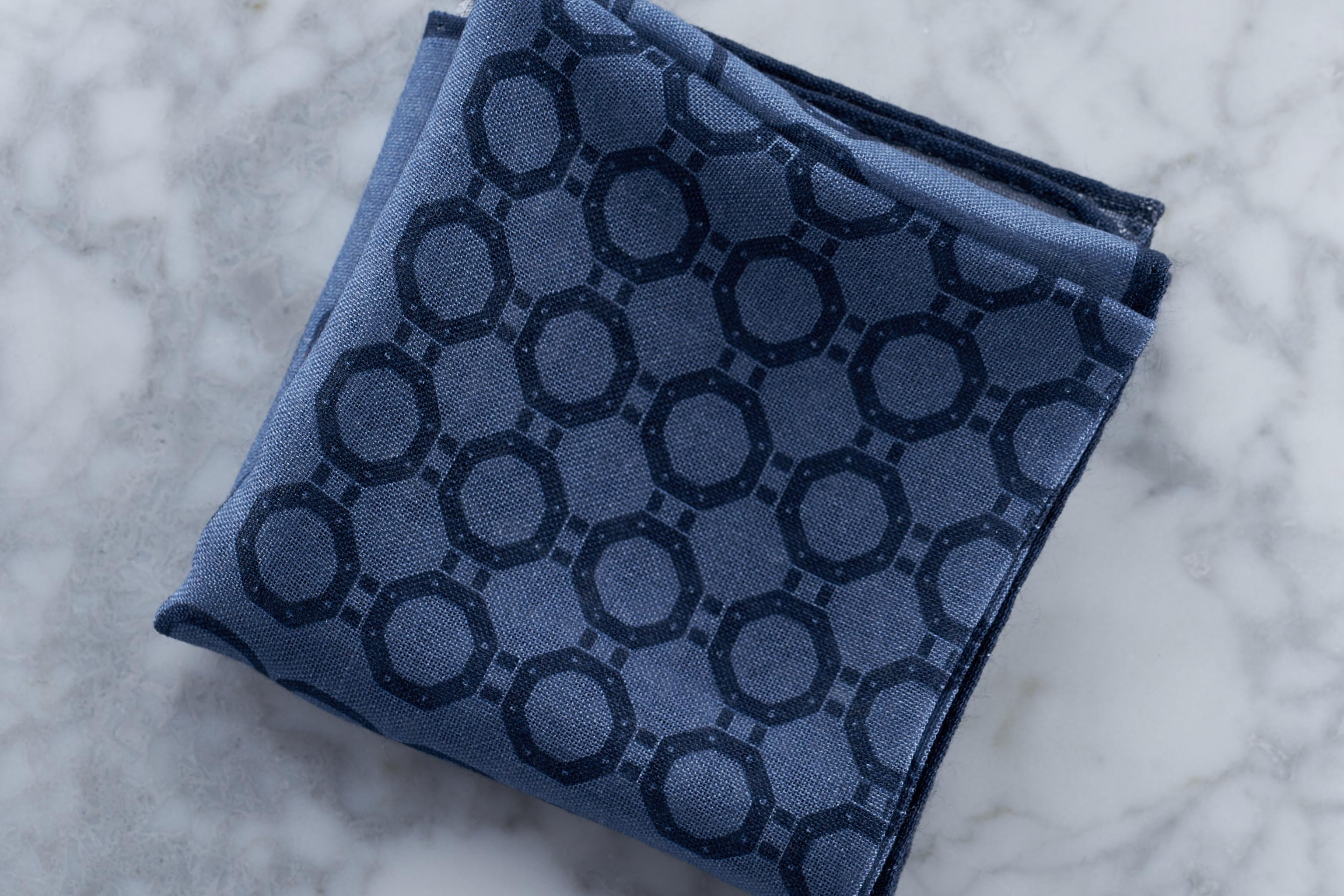 2016: The new edition of the Genta Pocket Square.  Introducing: The Drake's For HODINKEE 2016 Limited Edition Genta Pocket Square Introducing: The Drake's For HODINKEE 2016 Limited Edition Genta Pocket Square b