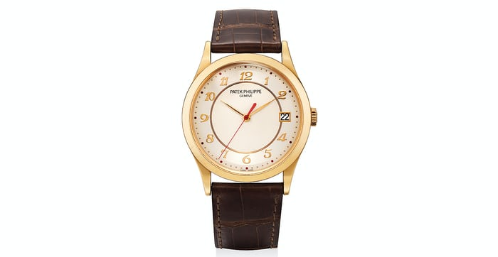 Lot 377 - Patek Philippe Limited Edition for Pisa Orologeria