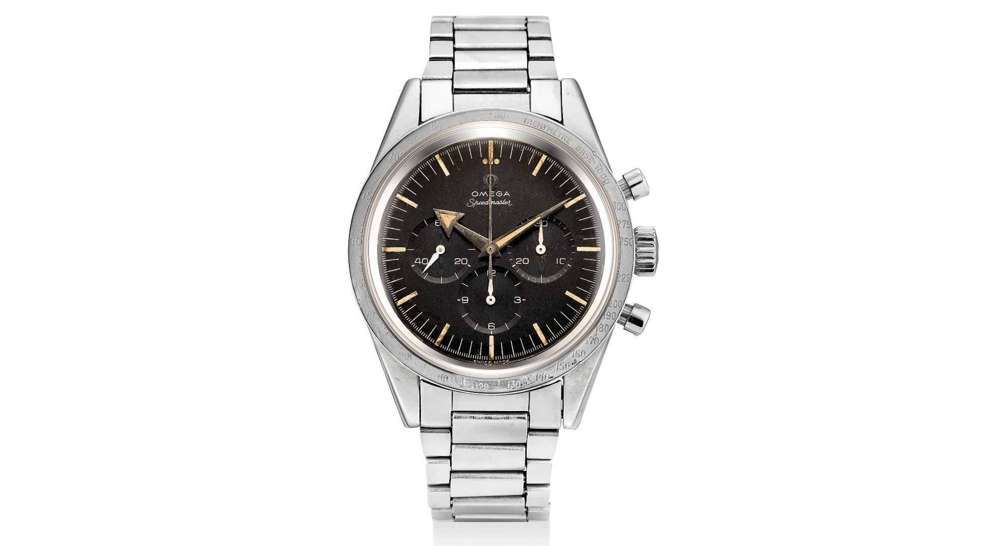 "Lot 176B - Omega ""Speedmaster Broad Arrow"" A Look At The Highlights Of The Phillips Hong Kong Watch Auction: Two A Look At The Highlights Of The Phillips Hong Kong Watch Auction: Two Untitled 9"