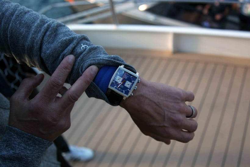 Watch Spotting: Patrick Dempsey, Wearing A Monaco, In Monaco, During The Monaco Grand Prix Watch Spotting: Patrick Dempsey, Wearing A Monaco, In Monaco, During The Monaco Grand Prix IMG 0992