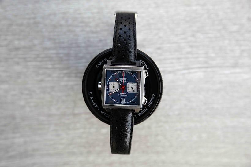 TAG Heuer Monaco Calibre 11 'McQueen' Chronograph