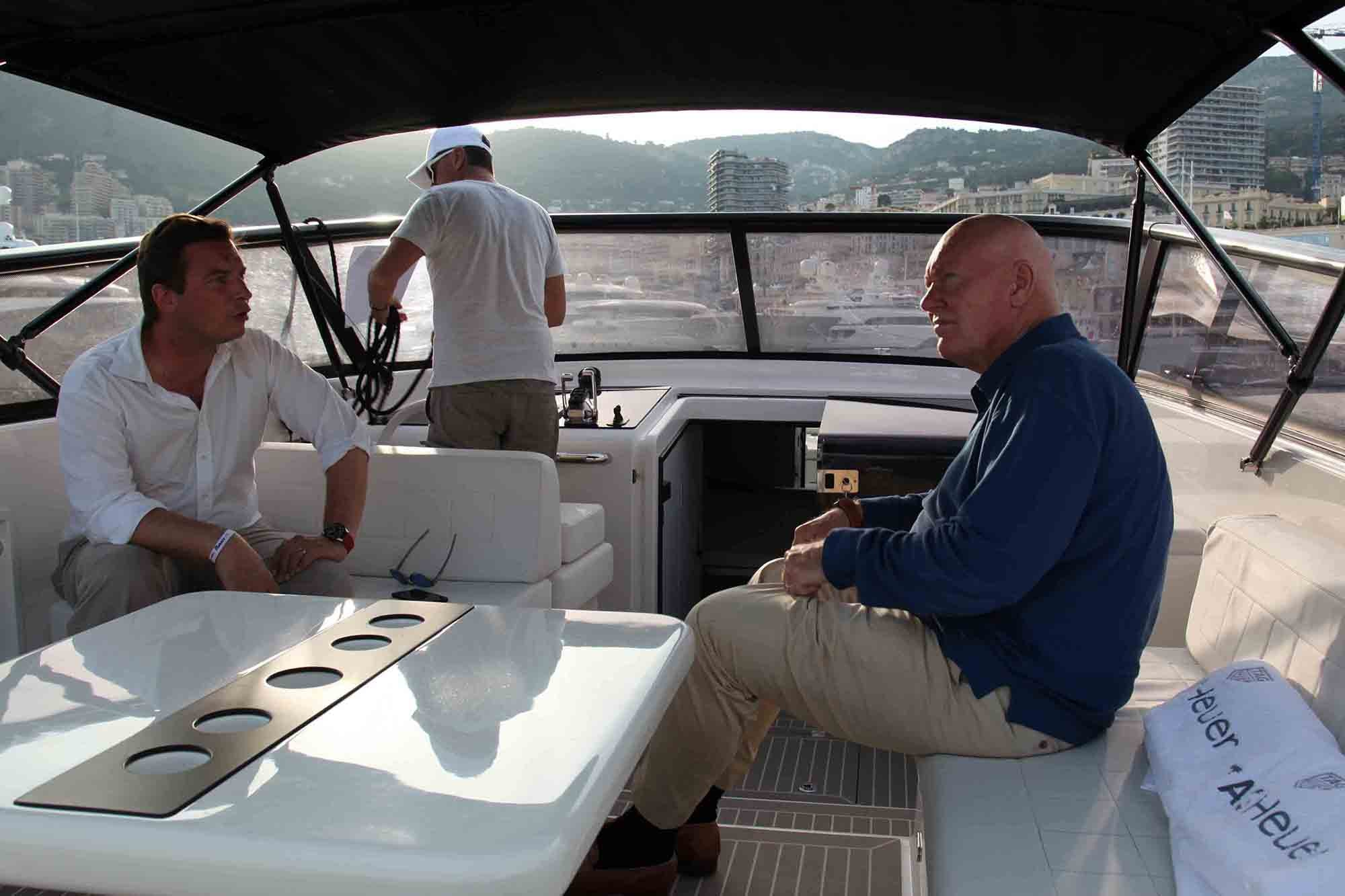 Photo Report: Behind The Scenes At The Monaco Grand Prix 2016 With TAG Heuer CEO Jean-Claude Biver Photo Report: Behind The Scenes At The Monaco Grand Prix 2016 With TAG Heuer CEO Jean-Claude Biver 3