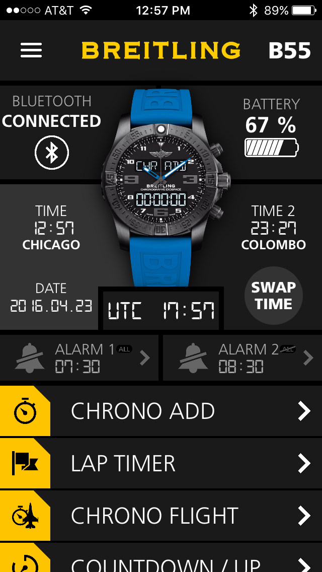 A Week On The Wrist: The Breitling Exospace B55 Connected