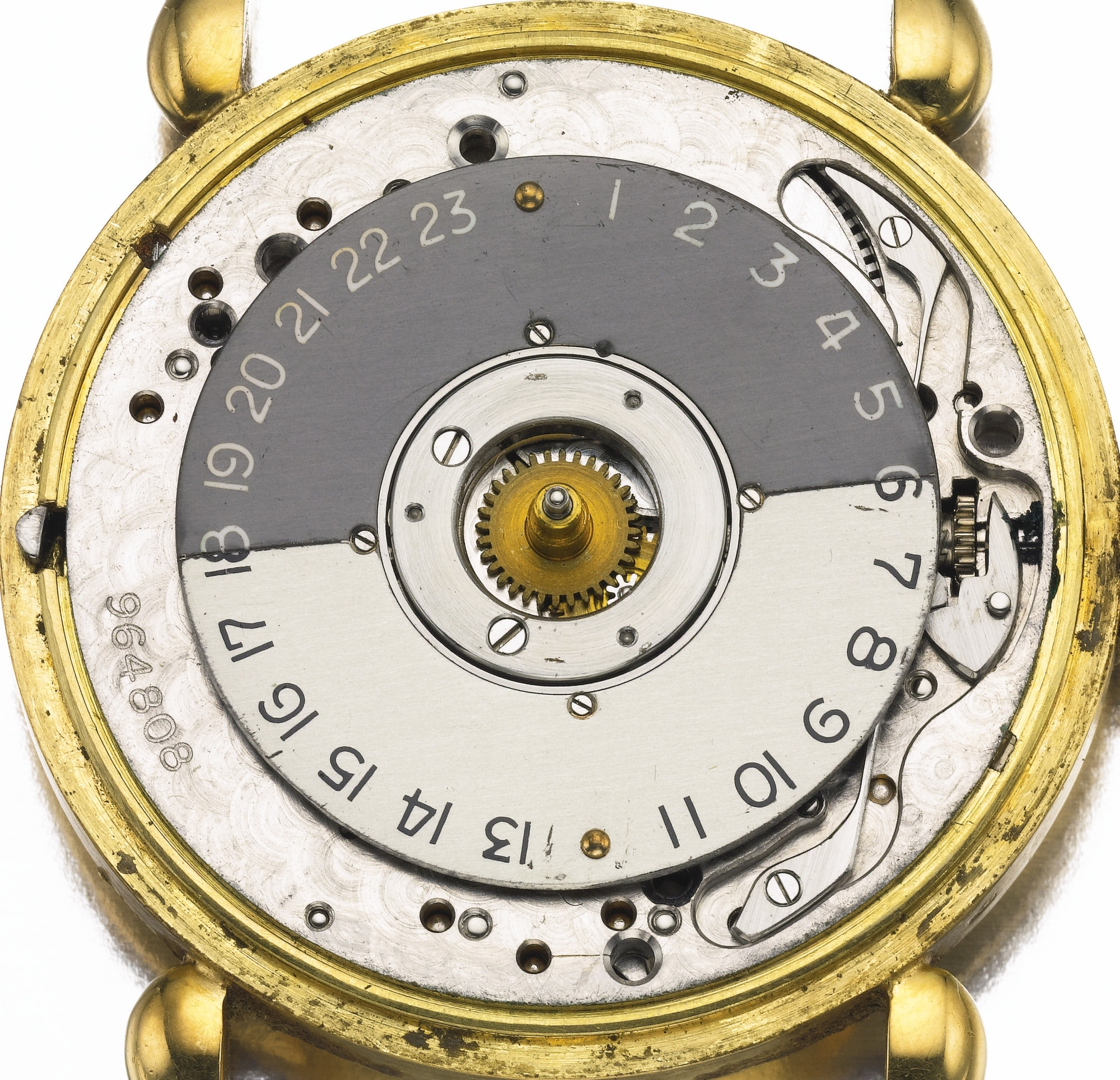 A Patek Philippe Reference 1415 World Timer With Eurasia Enamel Dial, One Of Only Two Known, Coming Up At Sotheby's A Patek Philippe Reference 1415 World Timer With Eurasia Enamel Dial, One Of Only Two Known, Coming Up At Sotheby's 2