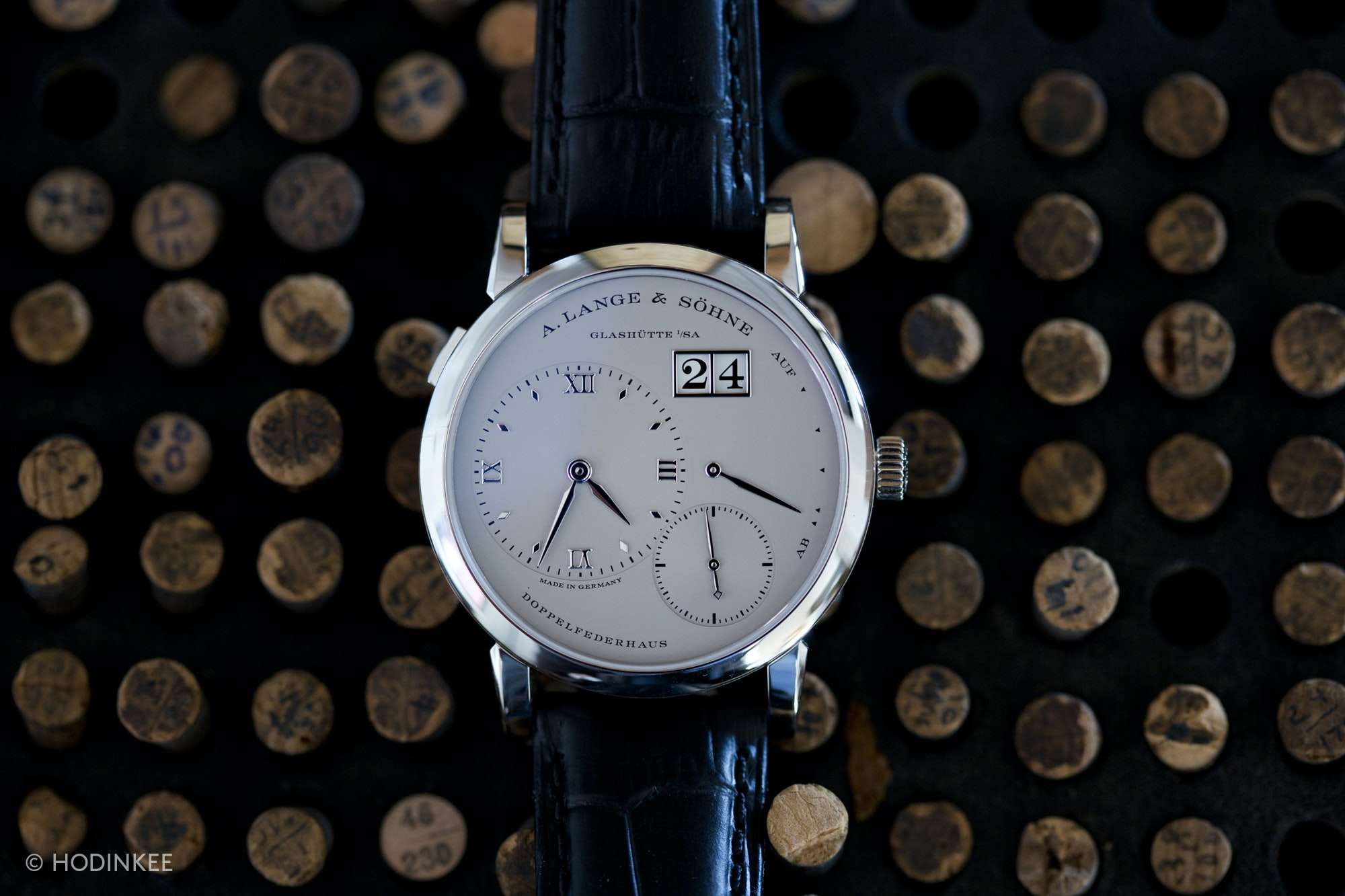 The A. Lange & Söhne Lange 1 Grand Date.  Interview: Watches Of The Post-Quartz Era That Would Make It Into A Horological Museum, 500 Years From Now, According To Stephen Forsey Interview: Watches Of The Post-Quartz Era That Would Make It Into A Horological Museum, 500 Years From Now, According To Stephen Forsey r2