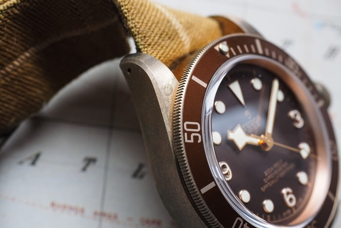 black bay bronze dial and bezel