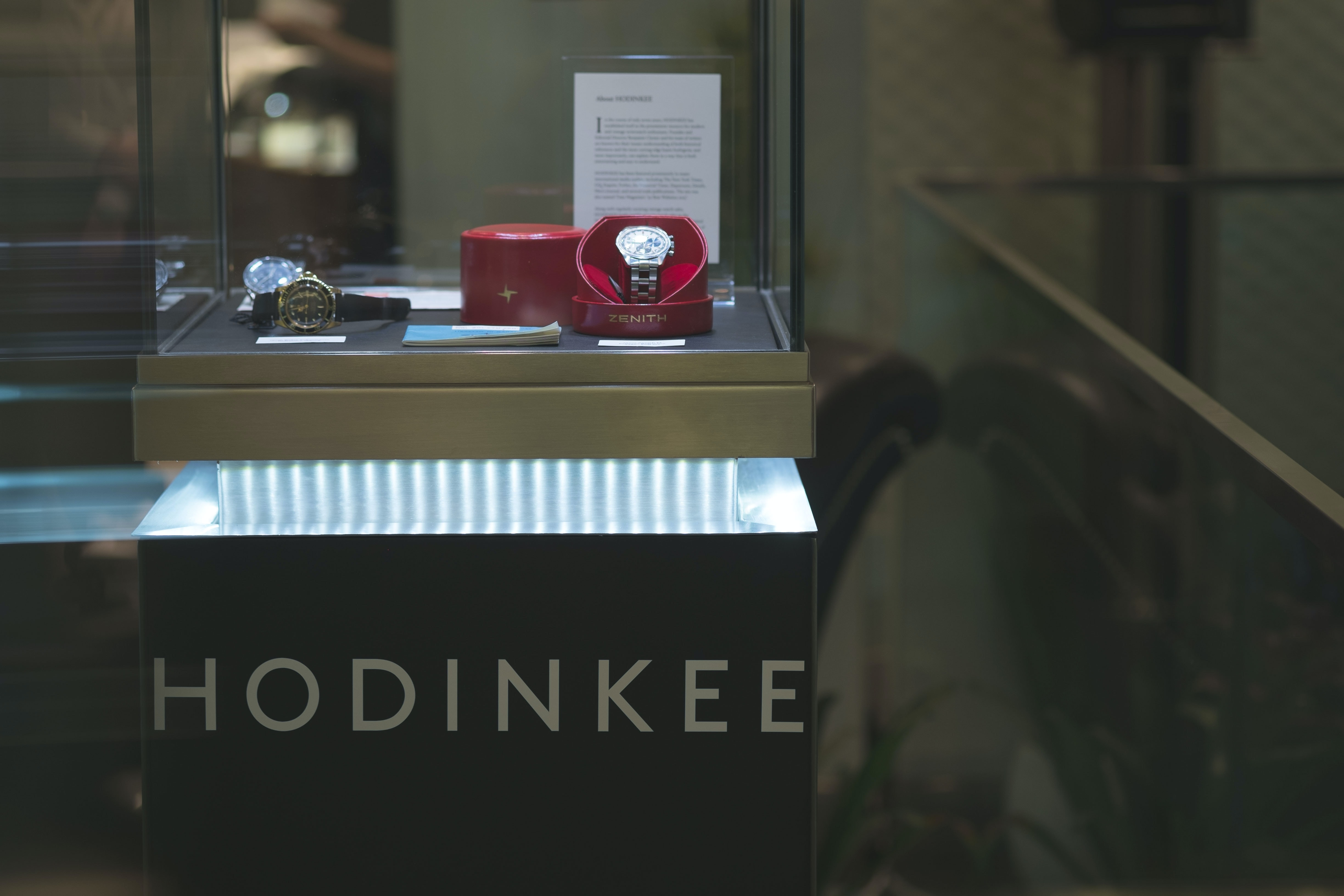 Tomorrow, Sunday June 12th, Is Your Last Day To Visit HODINKEE At Harrods In London For Some Insane Vintage Watches And Accessories Tomorrow, Sunday June 12th, Is Your Last Day To Visit HODINKEE At Harrods In London For Some Insane Vintage Watches And Accessories  DSF1247