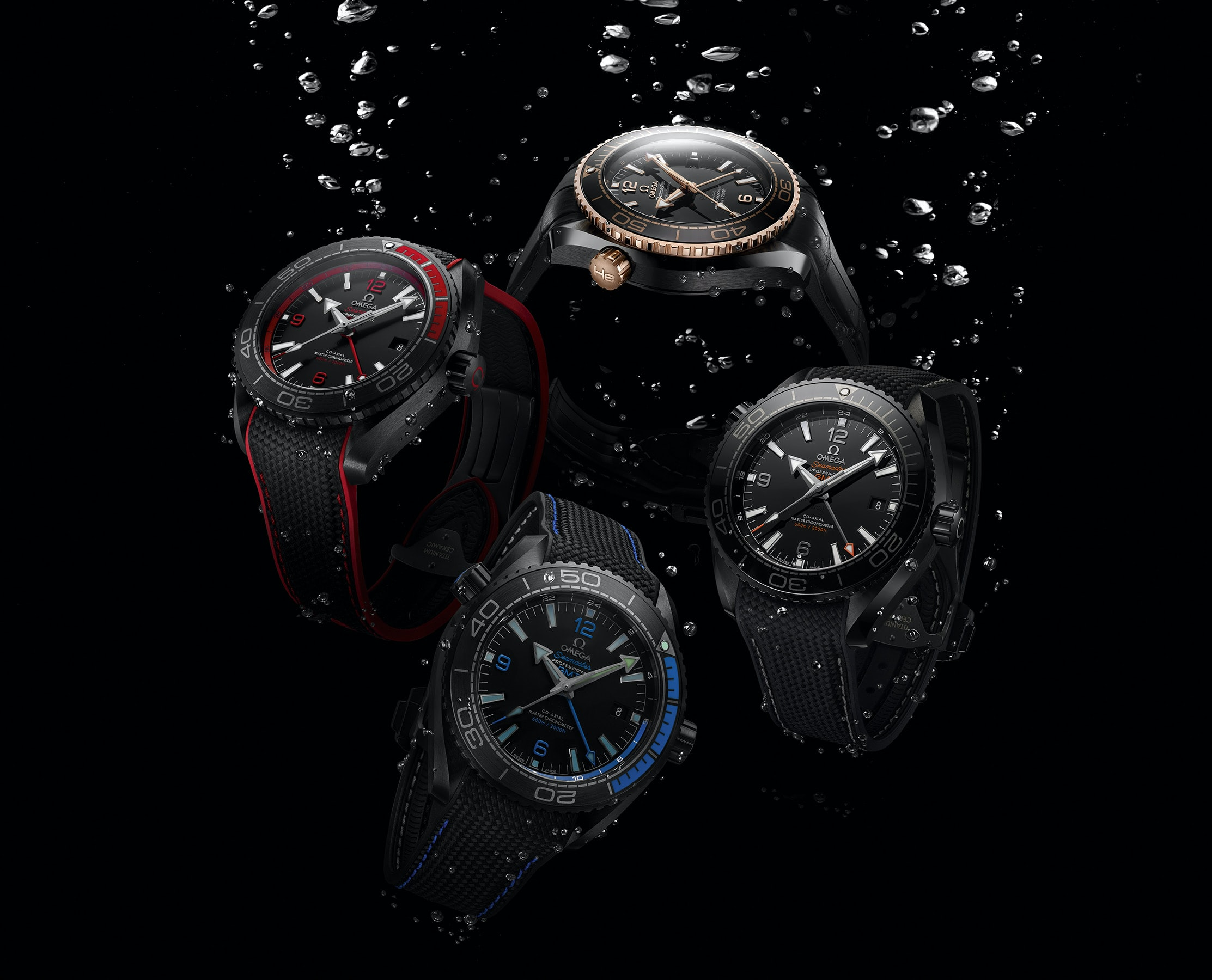 Introducing: The Omega Planet Ocean Deep Black Collection (Full Specs & Official Pricing) Introducing: The Omega Planet Ocean Deep Black Collection (Full Specs & Official Pricing) 33