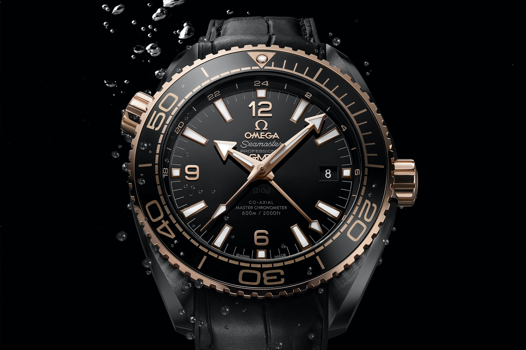 Introducing: The Omega Planet Ocean Deep Black Collection (Full Specs & Official Pricing) Introducing: The Omega Planet Ocean Deep Black Collection (Full Specs & Official Pricing) 6