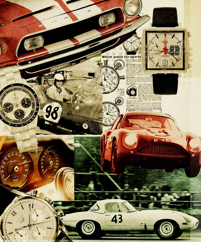 track for magrette should able ablogtowatch comparisons from car themed inspired watches the and mental all stripped racing away marketing belmoto speak worthy likely is a day aside tourer exercise these retro to of founder be that