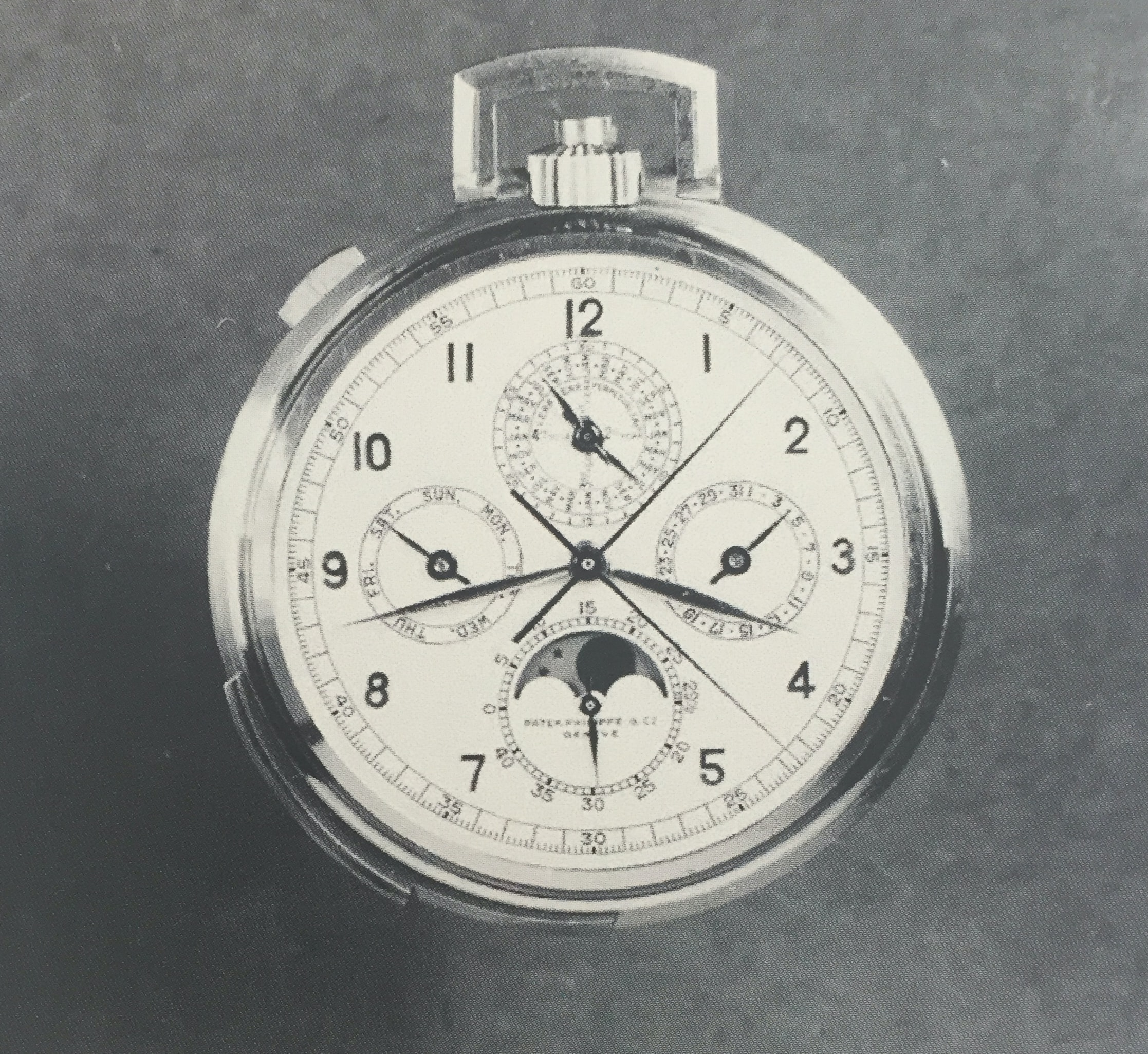 Found: The Dalai Lama's Patek Philippe, Gifted By FDR Via An OSS Officer Who Was The Grandson Of Leo Tolstoy (Seriously) Found: The Dalai Lama's Patek Philippe, Gifted By FDR Via An OSS Officer Who Was The Grandson Of Leo Tolstoy (Seriously) Patek Philippe reference 658 Archive Image