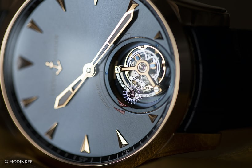 Ulysse Nardin Anchor Tourbillon